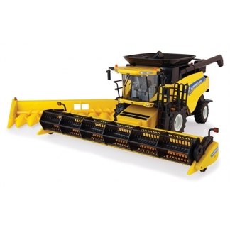 Batteuse New Holland CR8090 en jouet prestige 1/32