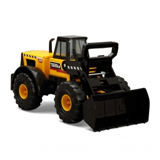 Tonka loader with bucket