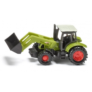 Mini Claas Ares avec chargeur