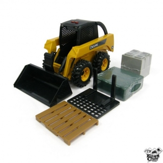 1/16 Big Farm Toy John Deere Skid Steer Loader