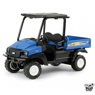 New Holland Rustler 125 en jouet big farm 1/16