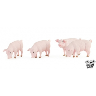 Piglets Big Farm toy