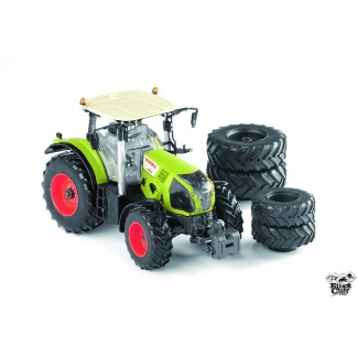 Claas Axion 870 avec roues doubles Collection Ros 1/32