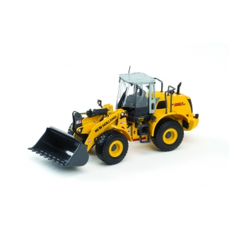 Loader New Holland W190B en jouet de métal 1/50