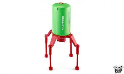 Vertical Loading silo Toy