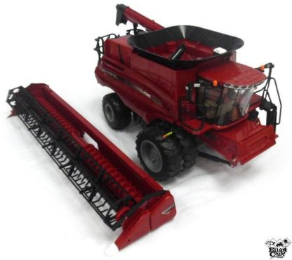 Batteuse Case 8240 en jouet Big Farm 1/16-2