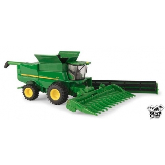 Batteuse John Deere S790 de collection Prestige 1/32