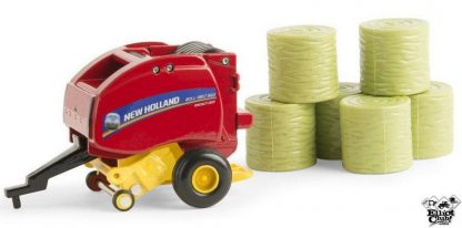 Presse New Holland Roll-Belt 560 en jouet 1/64